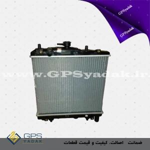 پراید ساخت کوشش رادیاتور111