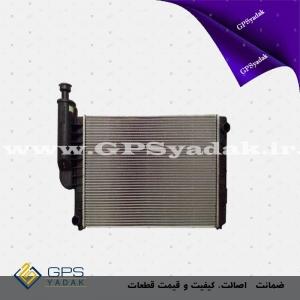 پژو ۴۰۵ تک لول ساخت کوشش رادیاتور