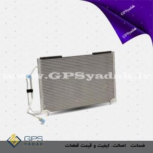 پژو پارس ساخت کوشش رادیاتور