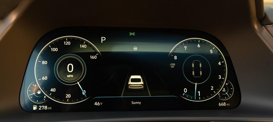 2020 Hyundai Sonata 119