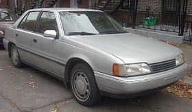 280px 88 89 Hyundai Sonata GLS Front