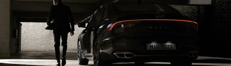 azera ig fl highlights silhouette rear view pc