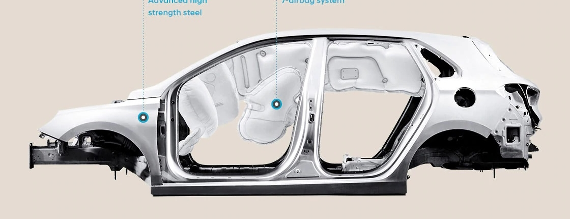 i30 pd 5dr highlights 7 airbag system advanced high strength steel pc